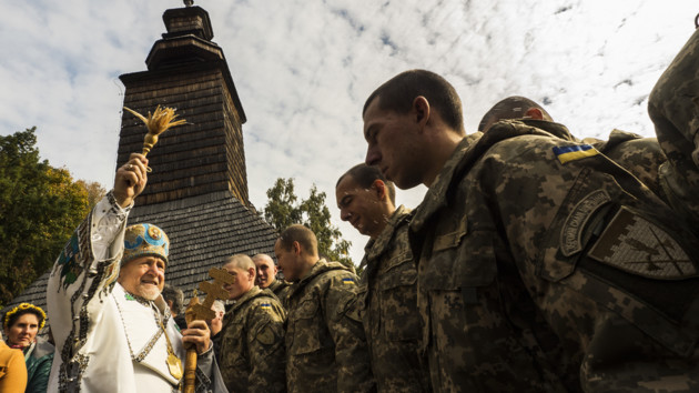 Красивые поздравления с Днем защитника Украины в прозе и стихах