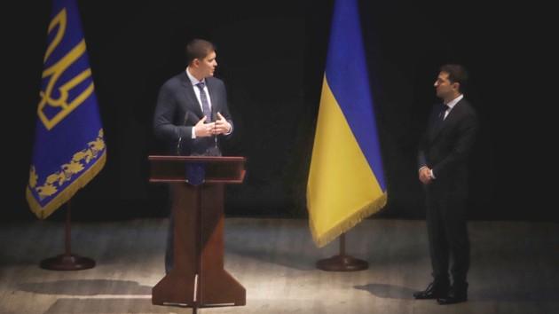 Зеленский назначил нового руководителя Одесской области