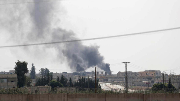 Военная операция Турции в Сирии: число жертв перевалило за 300
