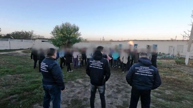 В Одесской области задержали вербовщиков, заманивавших людей в трудовое рабство