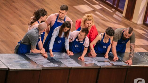 «МастерШеф» 9 сезон: как прошел седьмой выпуск кулинарного шоу