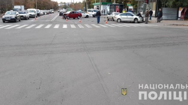 В результате страшного ДТП в Харькове пострадал полуторагодовалый ребенок