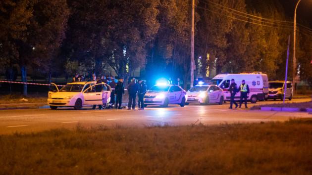 В Харькове копы задержали марокканца, подозреваемого в стрельбе в центре города
