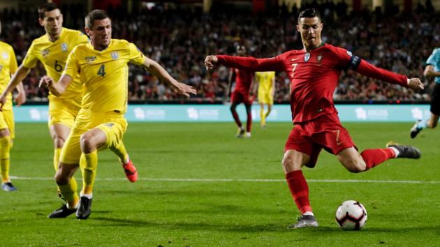 """Это было круто! Украина """"сделала"""" Роналду и досрочно вышла на Евро-2020!!!"""
