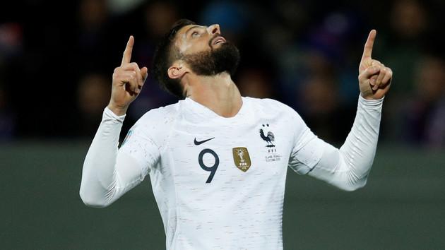Франция - Турция: где смотреть матч отбора на Евро-2020