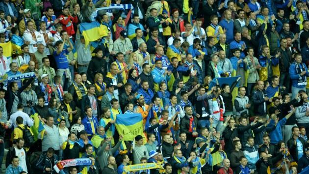 70 тысяч и хор Веревки: божественное исполнение гимна Украины перед Португалией