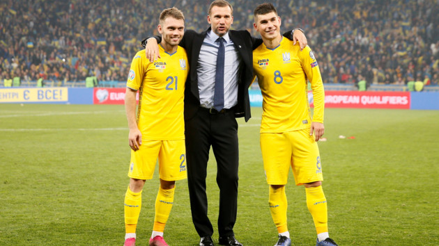 Украина вышла на Евро-2020: Шевченко поделился невероятными эмоциями из раздевалки