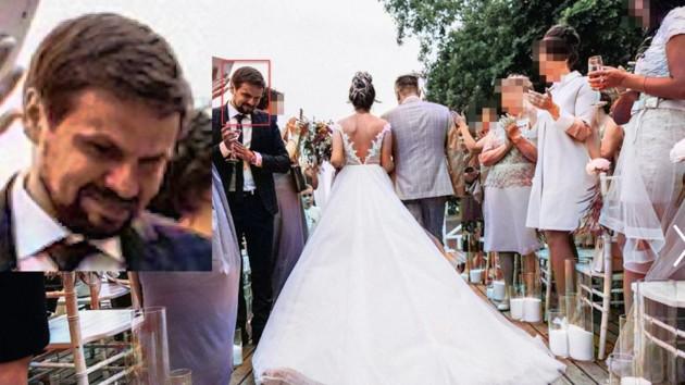 Подозреваемого в отравлении Скрипалей Чепигу нашли на фото со свадьбы дочери генерала ГРУ