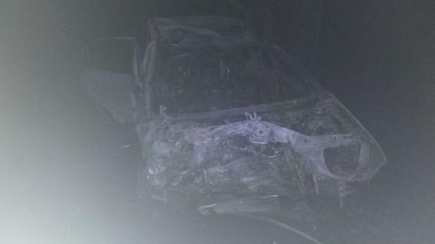 В Николаевской области столкнулись легковушки: погибли четыре человека