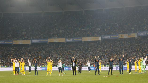 Это нужно видеть: магический круг Шевченко и сборной Украины после победы над Португалией