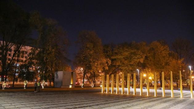В Харькове открыли памятник защитникам Украины