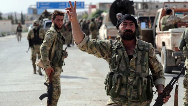 Турция несет поражения в Сирии: курды отбили важные позиции