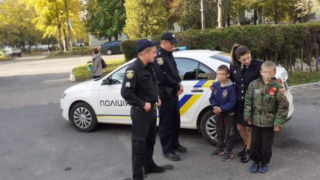 Во Львовской области разыскали без вести пропавших детей