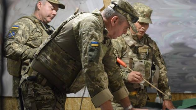«Для России это был шаг отчаяния»: Муженко рассказал о вторжении в 2014 году