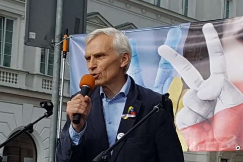 Экс-мэр Варшавы стал бизнес-омбудсменом Украины