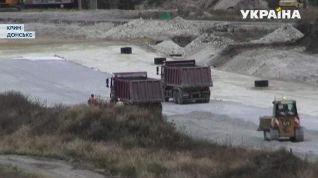 У жителей Крыма отбирают землю и отказываются выплачивать компенсации (видео)