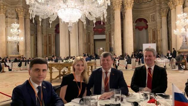 «Негативное явление»: в Кабмине отреагировали на встречу Эрдогана с «крымскими депутатами»