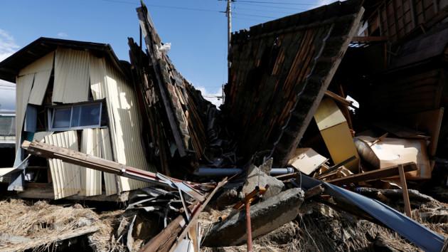 Тайфун «Хагибис» в Японии унес жизни 74 человек