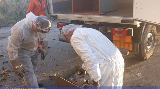 В Одесской области СБУ обезвредила мощный источник радиации
