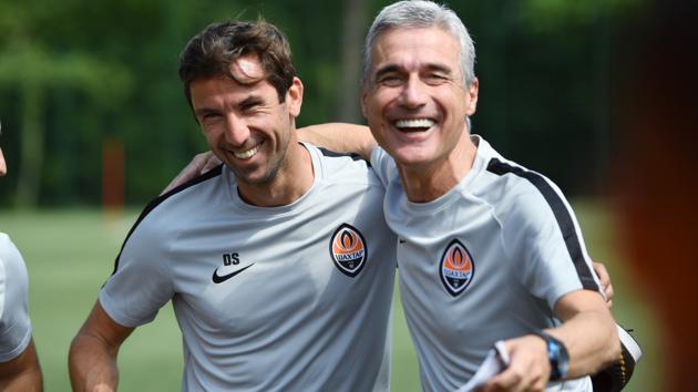 """""""Срна - мой ассистент, но теперь может меня уволить"""": тренер """"Шахтера"""" - о сотрудничестве с хорватом"""