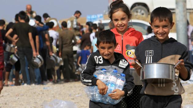 Войны не прекратились из-за коронавируса: в ООН призвали страны не закрывать границы для беженцев