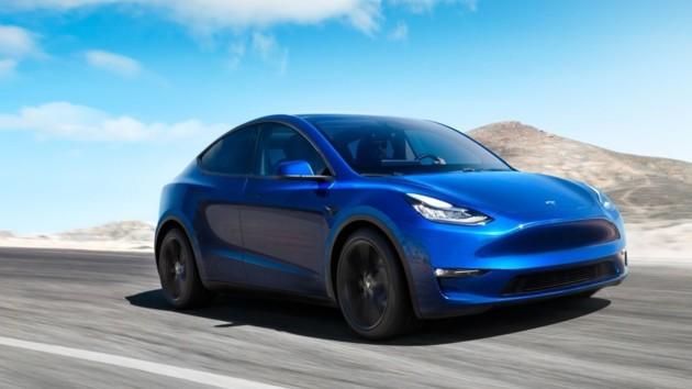 Tesla Model Y выпустят на полгода раньше срока
