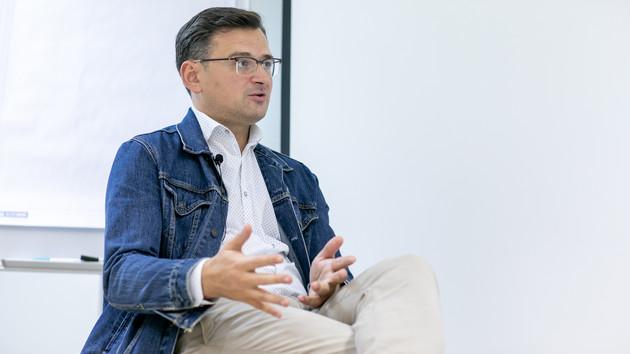 """Интервью с Дмитрием Кулебой: """"Украина уже подала заявку на получение ПДЧ"""""""