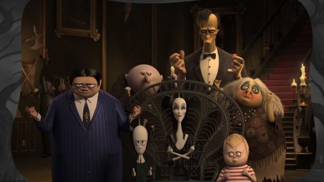 «Семейка Аддамс»: обзор готического мультфильма о самой мрачной семье планеты