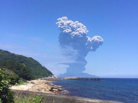 Вулкан Синдаке