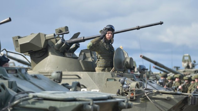 РФ сосредотачивает многотысячные силы на границе с Украиной: какие войска готовы атаковать