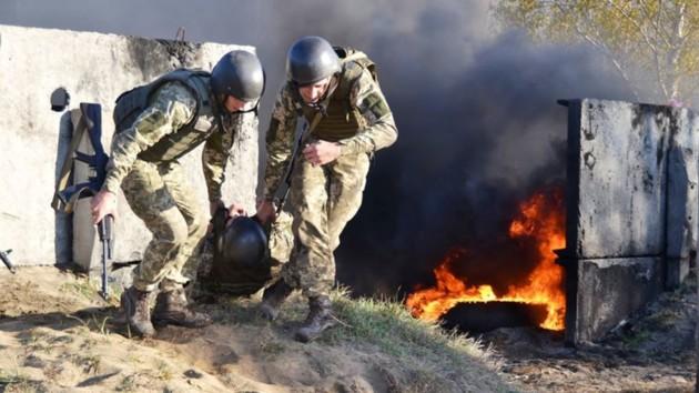 Ожесточенные бои на Донбассе: стало известно о больших потерях ВСУ