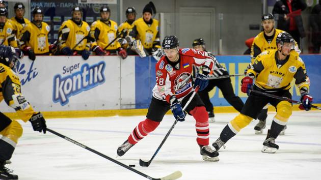 Анонс 15-го тура Украинской хоккейной лиги