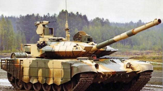 Российский танк Т-90МС / Фото: militaryarms.ru