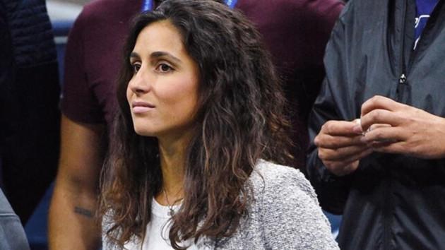 Марія Перелло - дружина кращого тенісиста світу Рафаеля Надаля
