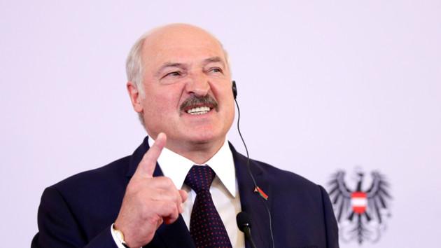 Олександр Лукашенко. Фото: REUTERS/Lisi Niesner