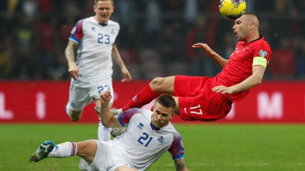 Ісландія залишилась за бортом Євро-2020