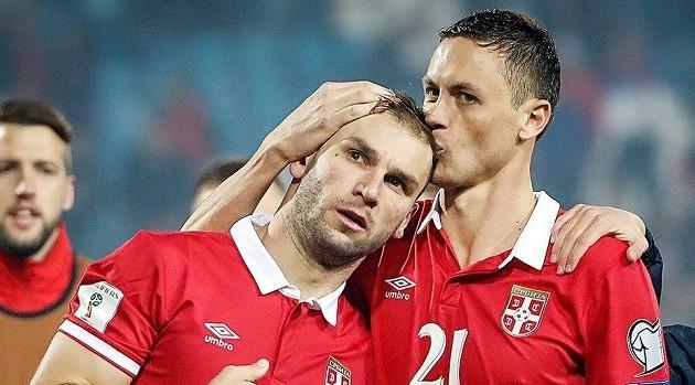 Сербы не без проблем справились с Люксембургом