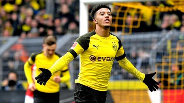 Санчо пока играет в Дортмунде