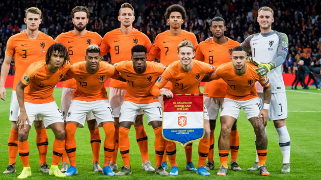 Збірна Нідерландів з футболу