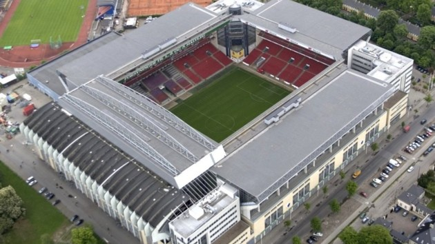 """Матч Дания - Россия пройдет на стадионе """"Паркен"""" в Копенгагене"""
