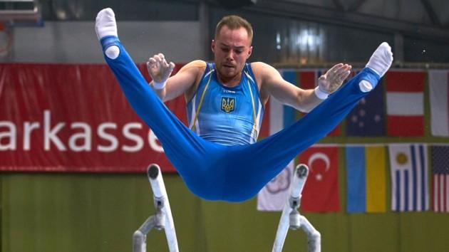 Олимпийский чемпион в Киеве угощал шампанским, но киевляне боялись его пить
