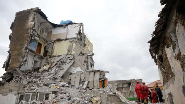Албания просит о помощи
