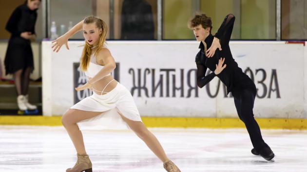 Мария Голубцова и Кирилл Белобров