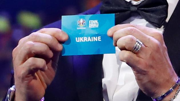 У першому матчі на Євро-2020 збірна України зіграє з Нідерландами
