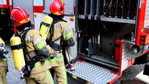 Двое маленьких детей скончались в больнице после пожара в квартире