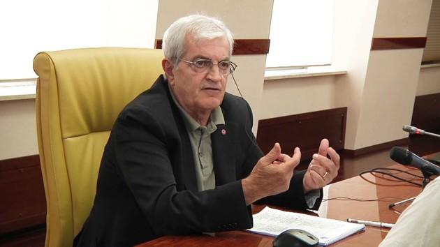 Лучано Лучи - глава комитета арбитров Украины