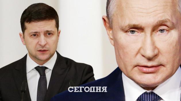 """""""Это неизбежно"""": Путин рассказал о визите президента Украины в Россию"""