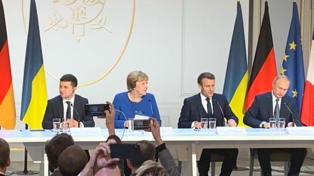 Резников рассказал, когда может состояться новая встреча «Нормандской четверки»