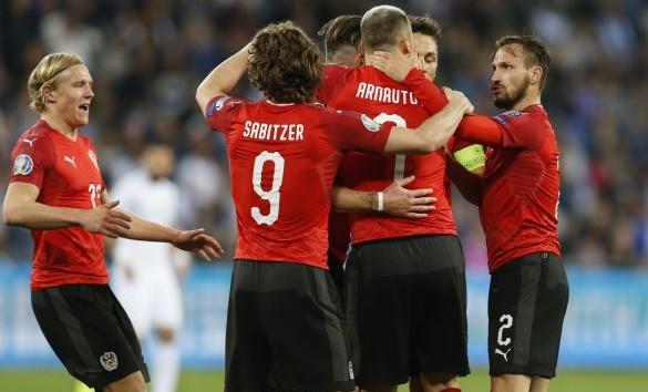 Австрийцы будут активно готовиться через товарищеские матчи