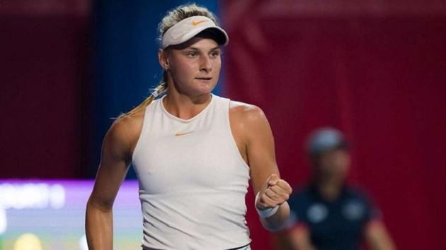 Даяна Ястремская - игрок года в Украине